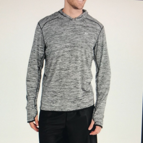 dd741a1fc Russell Athletic Shirts | Russell Training Fit Pull Over Hoodie ...